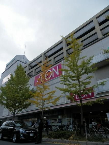 スーパー イオン高見店 商業施設も充実してます