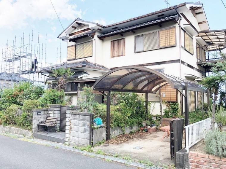 外観写真 JR和邇駅より徒歩6分!アクセス良好です