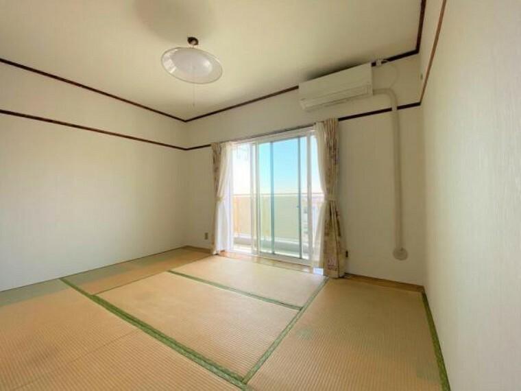 和室 和室 ホッとくつろげる空間です