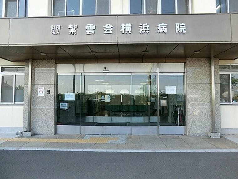 病院 紫雲会 横浜病院 診療時間 月曜から土曜日 午前8:30から11:00(日祝休診)精神科 内科