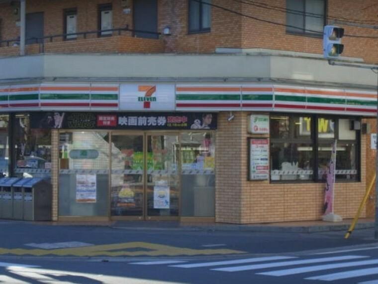 コンビニ セブンイレブン 行徳駅前4丁目店