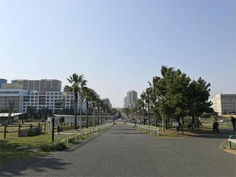 公園 浦安市総合公園