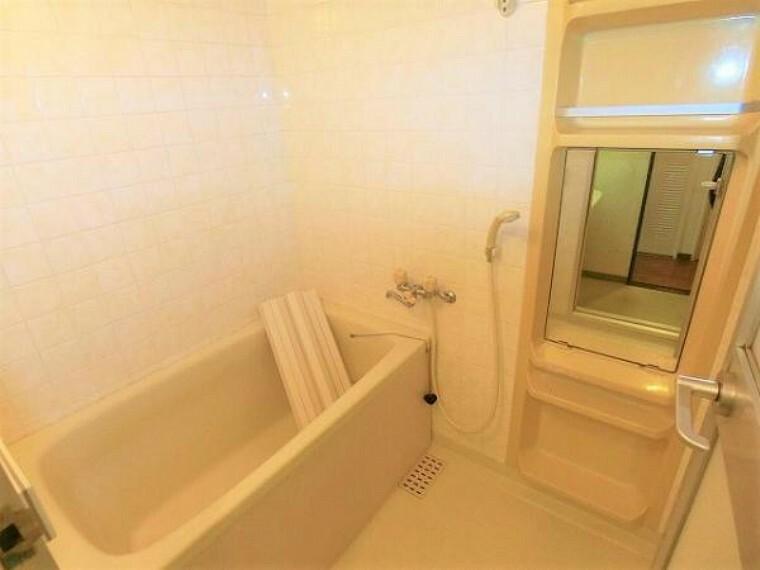 浴室 1日の疲れを癒やしてくれるバスルーム!