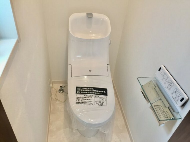 【施工例】 トイレ