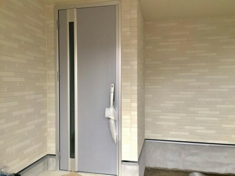 【施工例】 玄関ドア