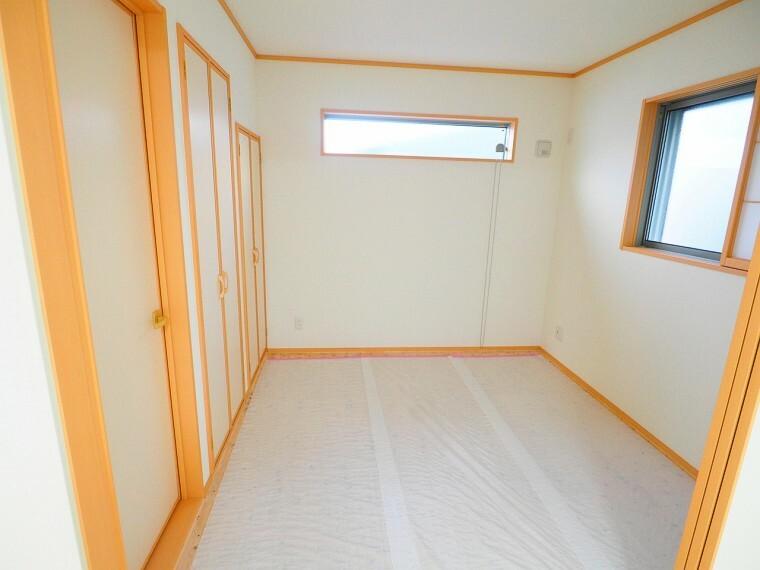 和室 お子様の遊び場や客間など用途に合わせて使える和室。