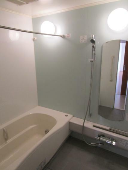 浴室 1日の疲れを癒せる浴室!追炊機能・浴室換気乾燥機付!