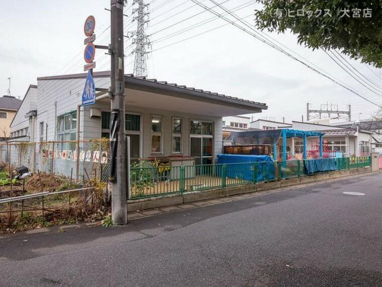 幼稚園・保育園 宮原保育園 距離1200m