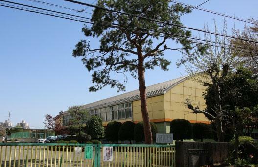 小学校 千代田小学校(400m)