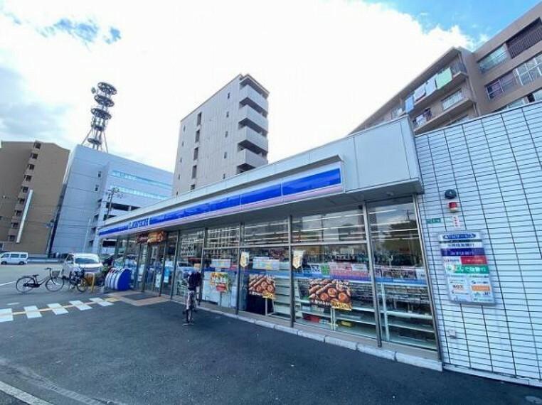 コンビニ ローソン 堺大浜店