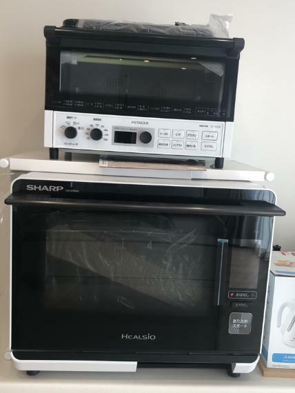 電子レンジとオーブン