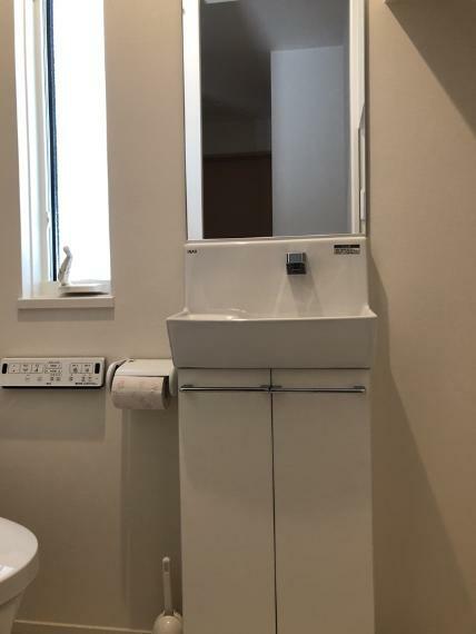 トイレ 1階トイレ手洗い