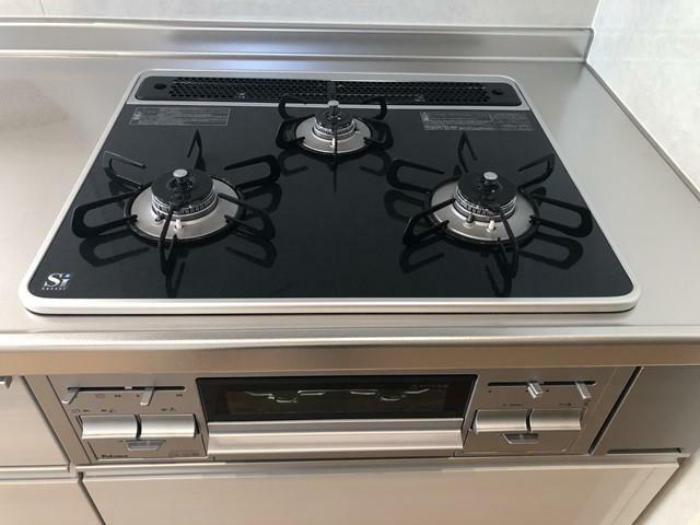 キッチン ガスコンロ