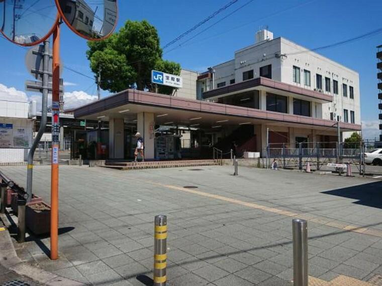 JR宝殿駅まで約1200m(徒歩約15分)です。徒歩圏内に駅があるとお出かけも楽で嬉しいですね。