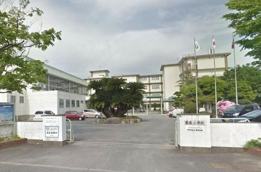 小学校 【小学校】糸島市立前原小学校まで80m