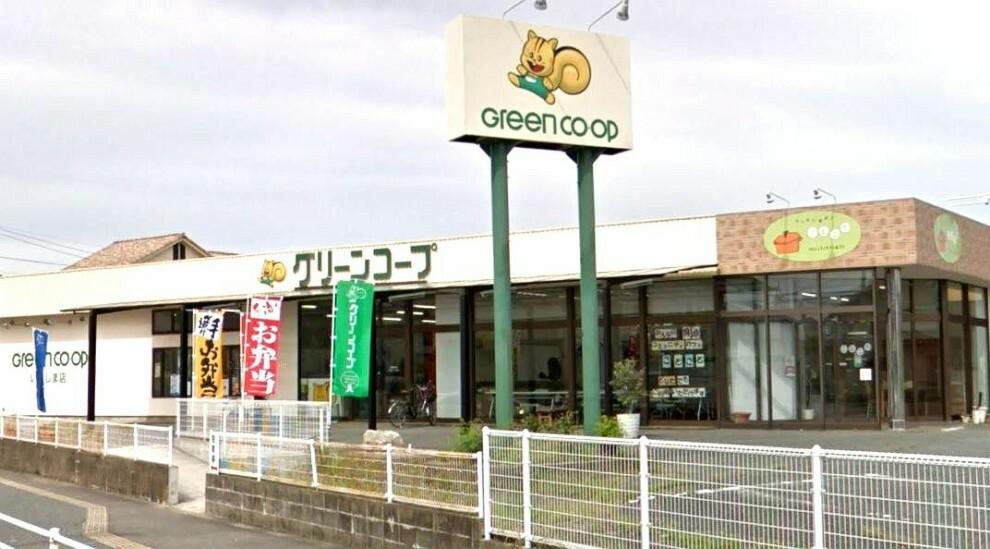 スーパー 【スーパー】グリーンコープ生協ふくおかいとしま店まで324m