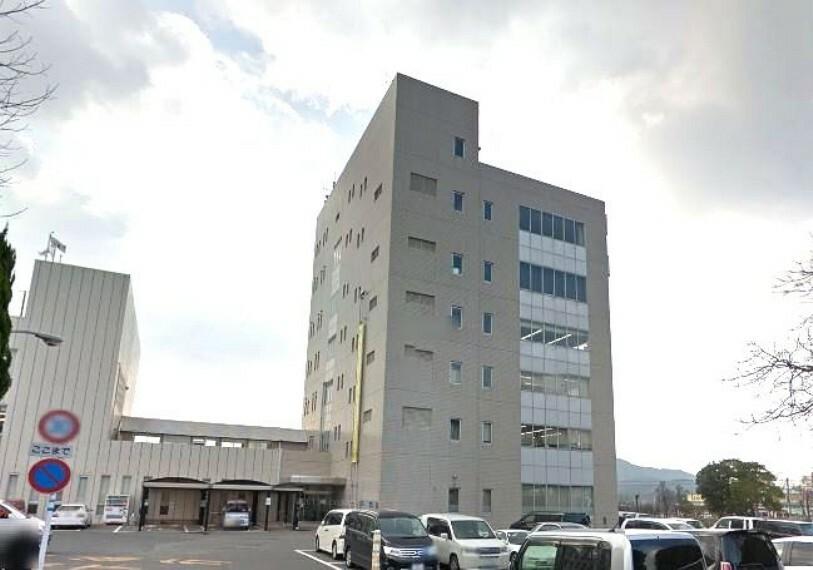 役所 【市役所・区役所】糸島市役所本庁舎まで1132m