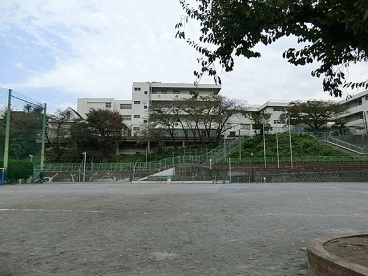 小学校 横浜市立屏風浦小学校