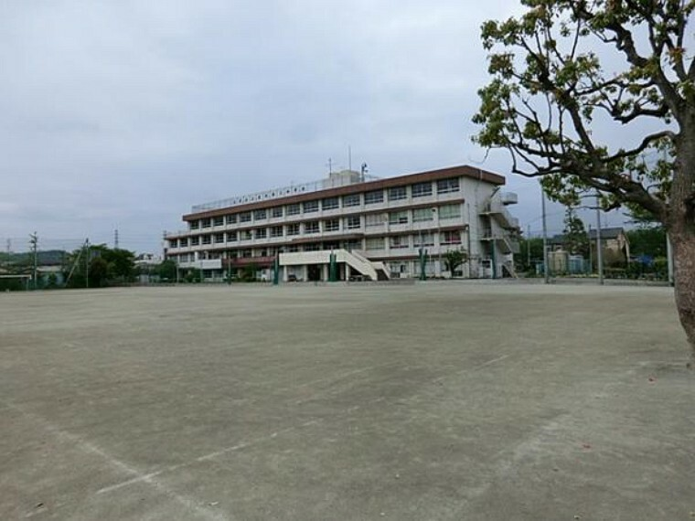 中学校 稲城市立稲城第三中学校まで約1200m