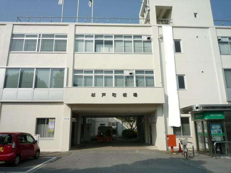 役所 【市役所・区役所】杉戸町役場まで1110m