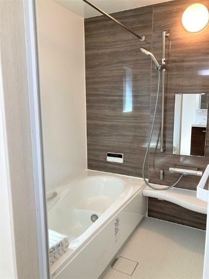 浴室 浴室の施工例写真です。