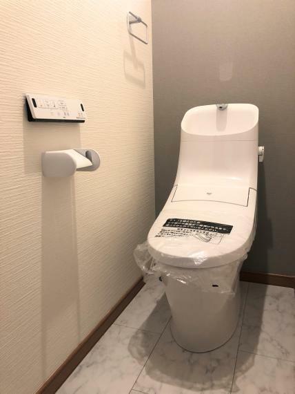 トイレ トイレの施工例写真です。