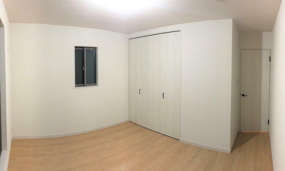 洋室 洋室の施工例写真です。