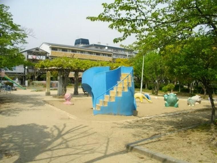 公園 【公園】北雁替公園まで678m
