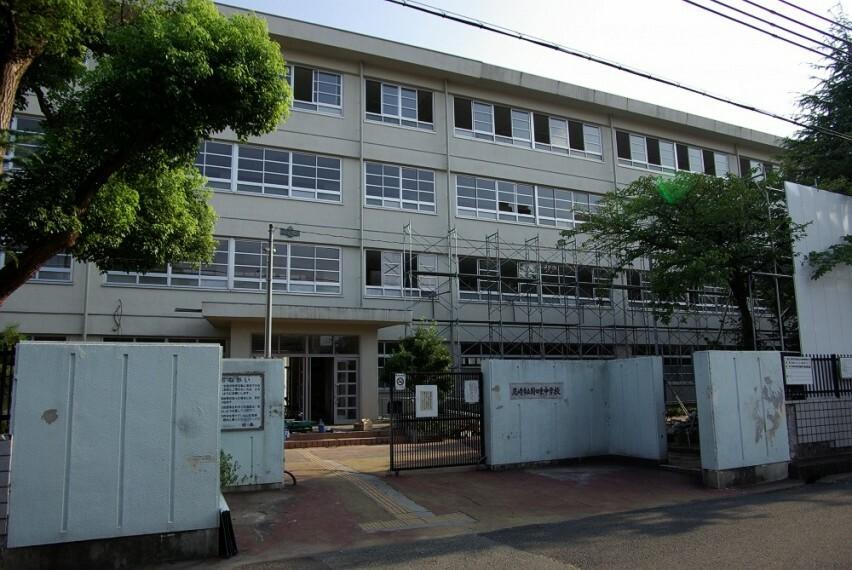 中学校 【中学校】尼崎市立園田東中学校まで1039m