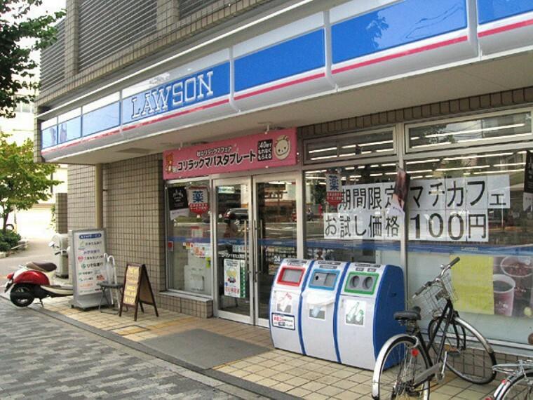 コンビニ ローソン千本丸太町店