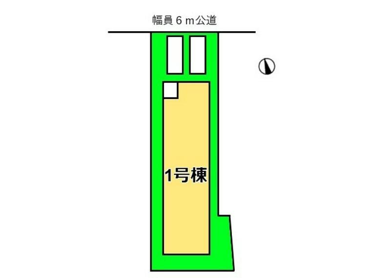 区画図 区画図 【名古屋市中区新栄2丁目】