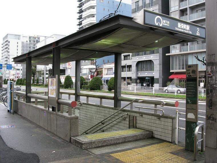 地下鉄東山線「新栄」駅 徒歩13分