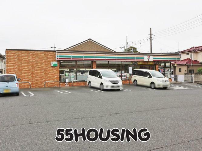 コンビニ セブンイレブンさいたま本郷町店 徒歩6分。