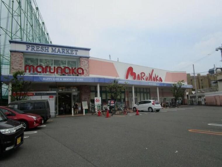 スーパー 【周辺環境】マルナカ小坂店まで650m(9分)。
