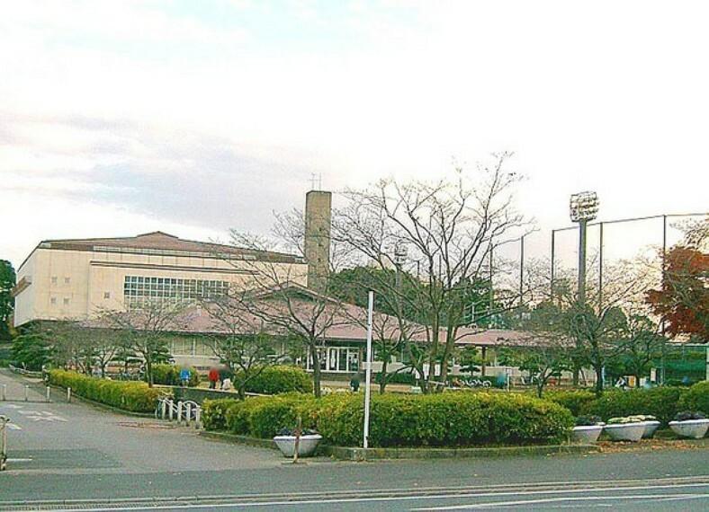 松戸運動公園陸上競技場
