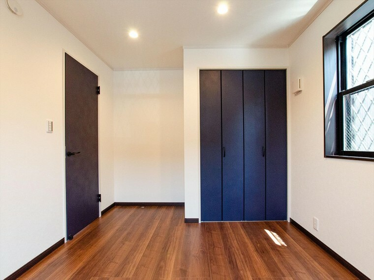 寝室 環境の良い場所にセンス良く暮らしたい、こだわりの室内には至福のシーンが繰り広げられます。