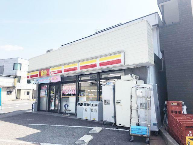 コンビニ ディリーヤマザキ恵那大井店