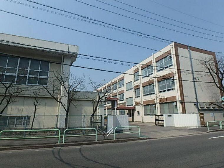 中学校 名塚中学校