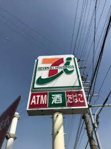 コンビニ セブンイレブン名古屋又穂町店