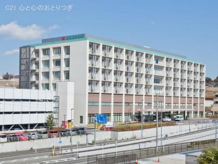 病院 社会医療法人ジャパンメディカルアライアンス座間総合病院