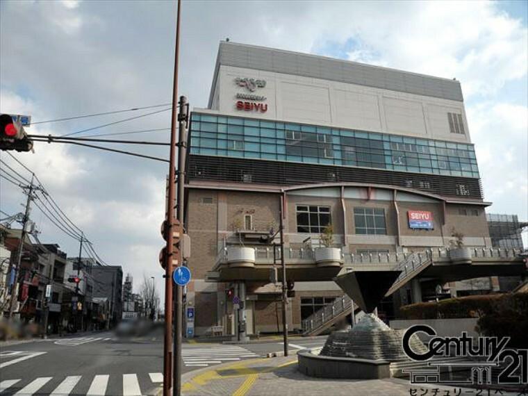ショッピングセンター 西友王寺店