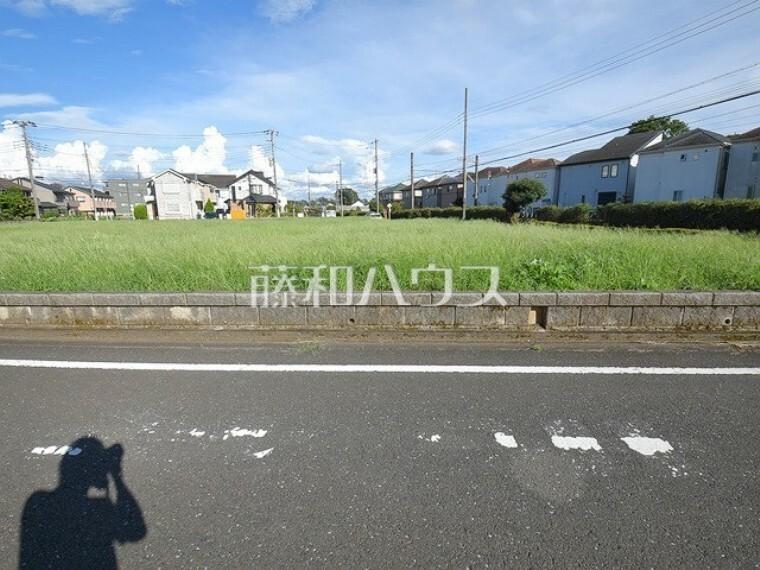 現況写真 8号地付近 現地写真 【小平市栄町1丁目】