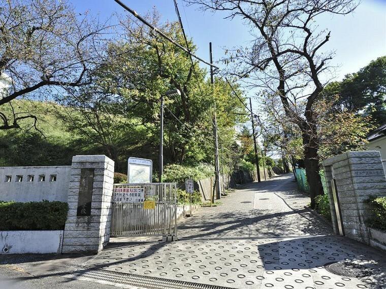 中学校 横浜市立浜中学校