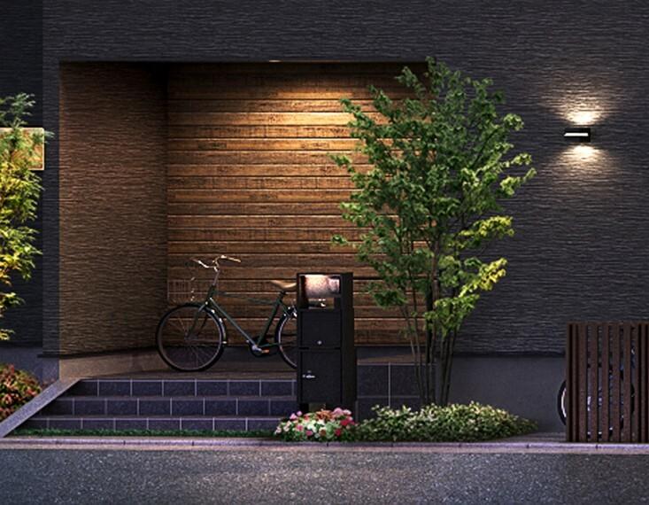 サイクルスペース  生活スタイルの一部になっている自転車。 毎日使うものだからこそ大切に長く使えるようにと企画したサイクルスペース。