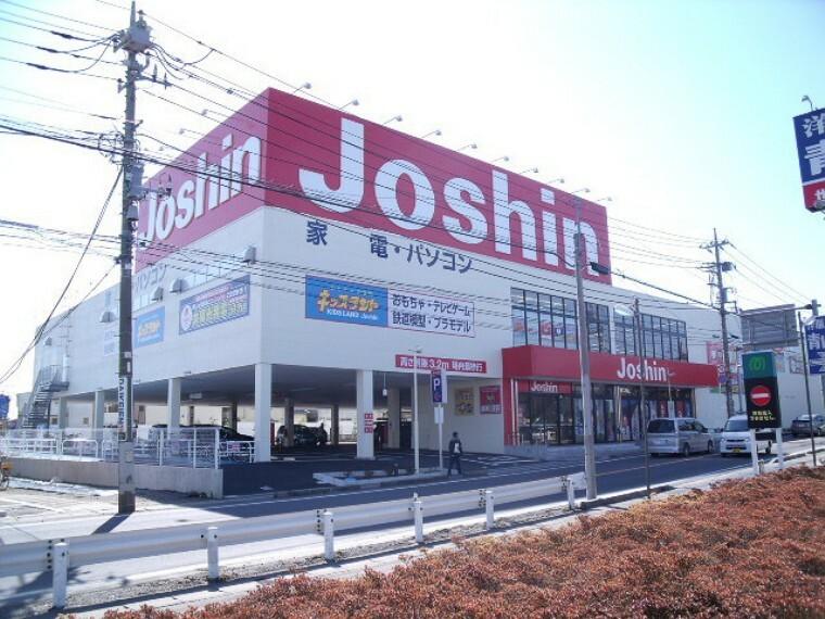 ジョーシン市川大野店