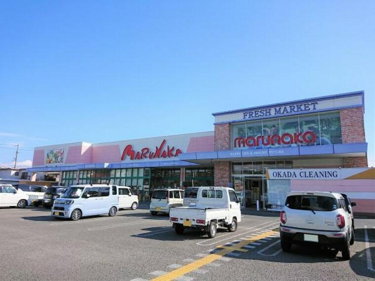 スーパー マルナカ土佐山田店まで700m(徒歩9分)徒歩圏内にスーパーがあるので毎日のお買い物も安心ですね