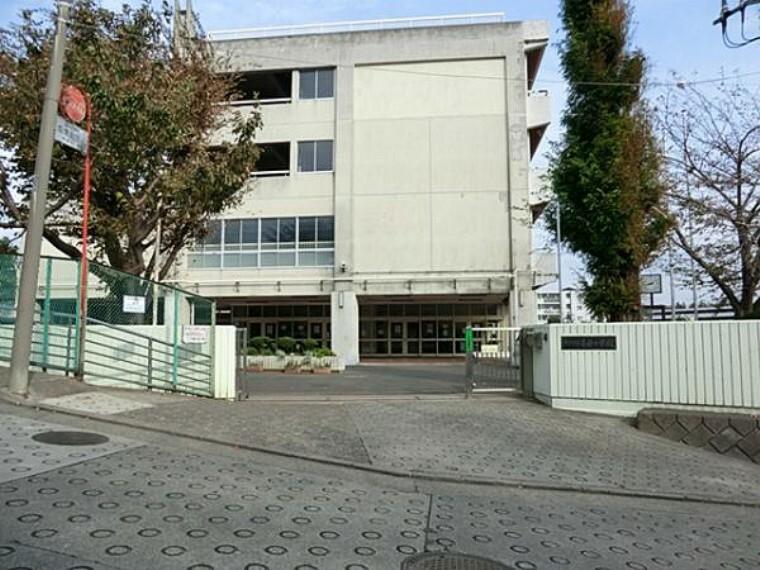 小学校 横浜市立善部小学校