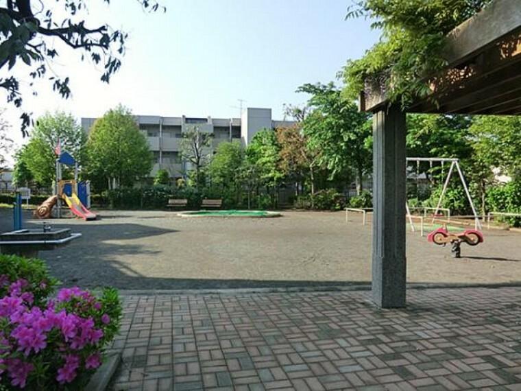 公園 阿久和東第三公園