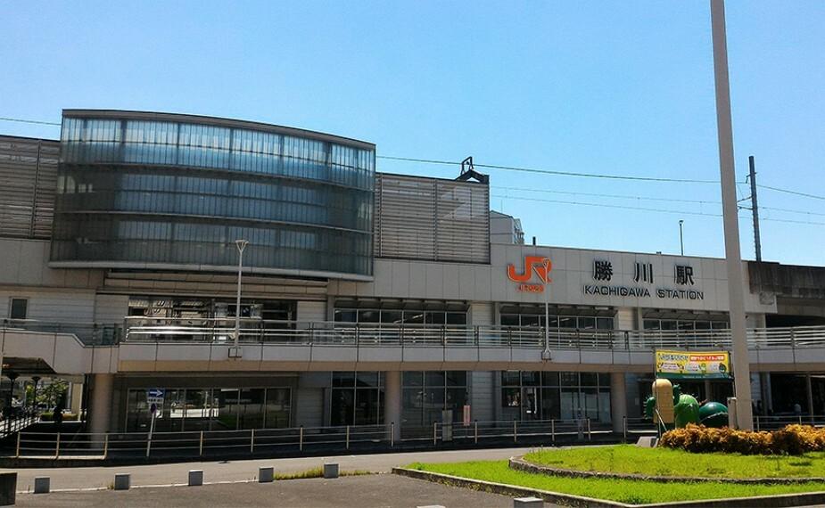 JR中央本線「勝川」駅(北口)