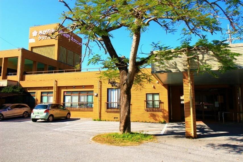 外観写真 2台駐車可能。別途、診療所内敷地に駐車可能